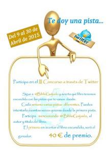 III Concurso twiter