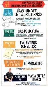 Agenda de Octubre 2015